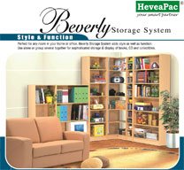 Heveapac Sdn Bhd Particleboard Laminated Particleboard
